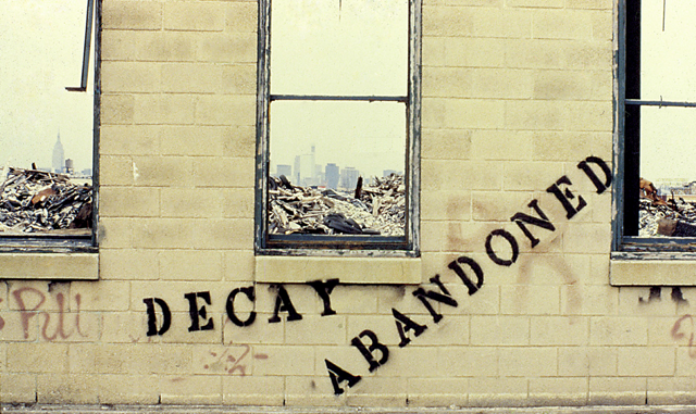 Serie decay and Abandoned