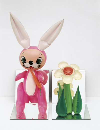 Flower and Bunny, 1979