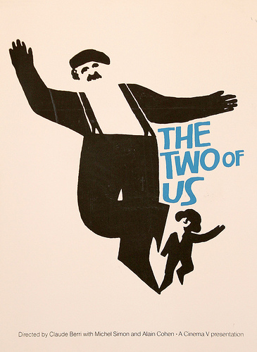Cartel para The Two of us (1967)