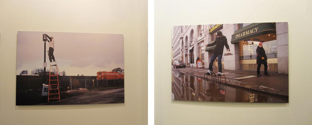 Ahmet Ögüt en Kow Gallery