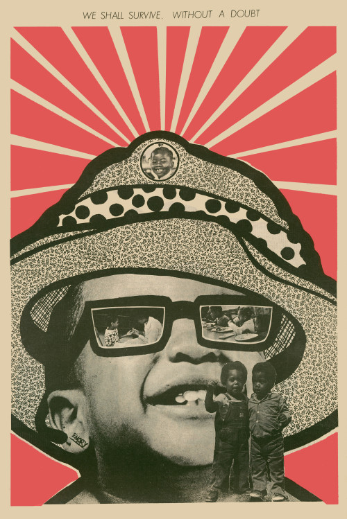 We Shall Survive Without a Doubt, Emory Douglas, 1971