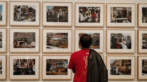 Exposición Soul of a Nation: Art in theAge of Black Power. Crédito: Mariana Rodrigues