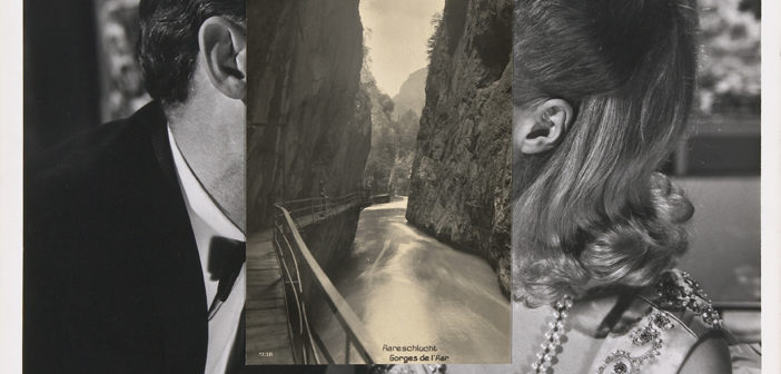 Los collages de John Stezaker