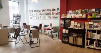 Librerías y libreros: La Lumbre (Madrid)