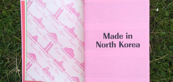Diseño gráfico en Corea del Norte
