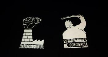 Agitadores y estampadores de conciencia