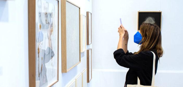 Ferias de arte contemporáneo en Madrid 2021: Drawing Room y Urvanity
